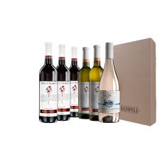 Dárková sada oceněných vín