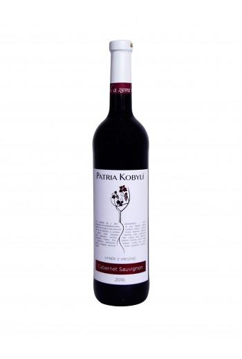 Cabernet Sauvignon Víno z Kobylí - Pravda o lidech a zemi