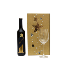 Speciální nabídka Vánoce 2018 - Kometa + sklenička  Víno z kobylí - Pravda o lidech a zemi