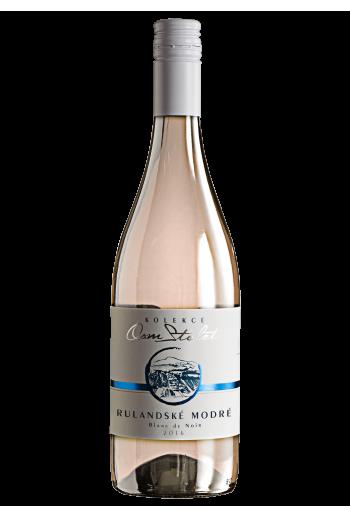 Rulandské modré Blanc de Noir Víno z kobylí - Pravda o lidech a zemi