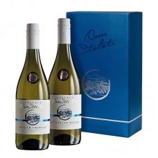 Set kabinetní vína Kolekce Osm Století á 2 láhve II. Víno z kobylí - Pravda o lidech a zemi