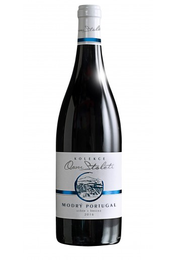 Modrý Portugal Víno z Kobylí - Pravda o lidech a zemi