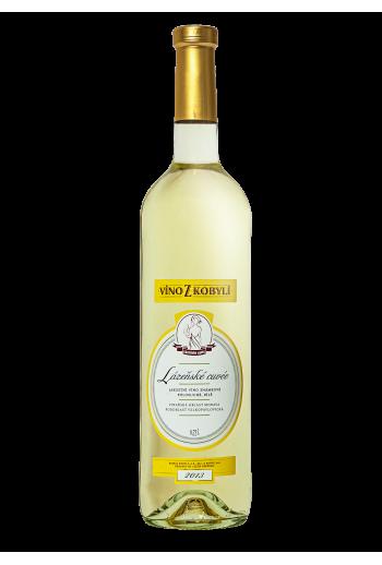 Lázeňské cuvée bílé Víno z kobylí - Pravda o lidech a zemi