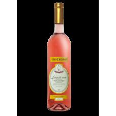 Lázeňské cuvée rosé Víno z kobylí - Pravda o lidech a zemi
