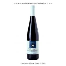 SVATOMARTINSKÉ VÍNO Modrý Portugal 2020 Červená vína