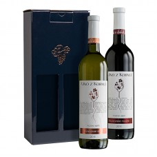 Sada pozdní sběr á 2 láhve III. Víno z kobylí - Pravda o lidech a zemi