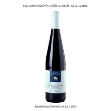 SVATOMARTINSKÉ VÍNO Svatovavřinecké 2020 Červená vína