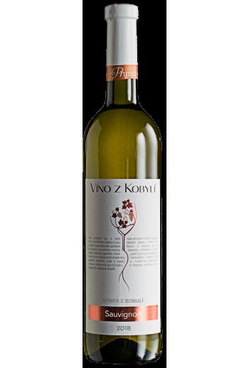 Sauvignon Víno z Kobylí - Pravda o lidech a zemi