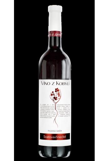 Svatovavřinecké  Víno z Kobylí - Pravda o lidech a zemi
