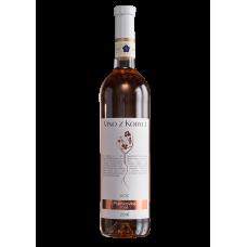Frankovka rosé Víno z kobylí - Pravda o lidech a zemi