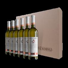 Dárková degustační sada vín I  Bílá vína