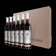 Dárková degustační sada vín II  Červená vína
