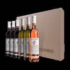Dárková degustační sada vín III